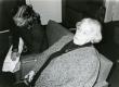 Betti Alver ja Vilma Vseviov Koidula tn 8-2 15. sept. 1982. a. - KM EKLA