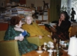 Eeva Niinivaara, Betti Alver ja Silvi Eilart aprillis 1983. a - KM EKLA