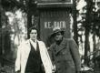 Betti Alver ja Mart Lepik 16. X 1949 - KM EKLA