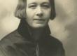 Marie Under umbes 1926. a. Tallinnas - KM EKLA