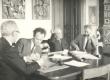 Välismaise Eesti Kirjanike Liidu aastakoosolek Stockholmis 1961. a. - KM EKLA