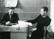 Valev Uibopuu ja Karl Ristikivi Helsingis 1943/44. a - KM EKLA