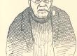 Karl August Hindrey karikatuur - KM EKLA