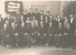 """""""Postimehe"""" toimetuse pere ühes 6 soome ajakirjanikuga Soome Vabariigi presidendi dr. L. K. Relanderi Tartus viibimise puhul 23. mail 1925 - KM EKLA"""