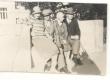 K. E. Sööt Soome külalise Vuorisega Tartus Toomemäel 22. VIII 1929. Nendega kaasas pr. Keldt ja prl. Kupfer - KM EKLA