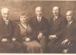 A. Läte, Paula Brehin-Jürgenson, Kr. Raud, K. Jürgenson ja K. E. Sööt 26. VI 1933 - KM EKLA