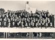 Tartu Naislaulu Seltsi lipu õnnistamise koosviibimiselt 20.02.1937. Teiste seas ka K. E. Sööt - KM EKLA