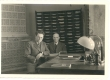 Ungari Instituudis Tartus juuni 1940. Dr. J. Fazekas ja K. E. Sööt - KM EKLA