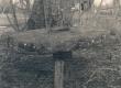 Ao mõisa aias kivist ümmargune laud - KM EKLA