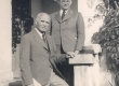 K. E. Sööt ja J. Fazekas 1939. a. - KM EKLA