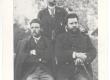 Väike-Maarja triumviraat. Jakob Liiv, O. H. Münther ja Jakob Tamm - KM EKLA