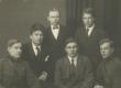 Noorkirjanike rühmitus Tartus 1920. a. algupoolel kirjandusõhtul 12. II 1922 - KM EKLA