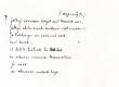 Jaan Oks [Luuletusi ja rütmistatud proosat] 1907-1908. 1. lehekülg. Orig.: Fond 201 M 2:1 - KM EKLA