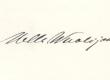 Hella Wuolijoki allkiri 27. X 1914 - KM EKLA