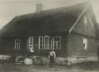 Julius Oengo sünnikodu Hiiumaal, Harju k. Pleesi talu 19. VII 1935. a.  - KM EKLA