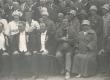 L. Neumann, Juhan Aavik, A. Kasemets, R. Kull ja Miina Härma üldlaulupeol [1928. a.] - KM EKLA