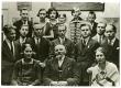 Ants Laikmaa oma õpilastega 1926. a.  - KM EKLA