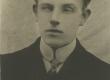 H. Adamson esimese ametiaasta lõpul 1912. a. - KM EKLA