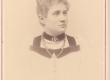 Vilde, Eduard, õde Auguste-Marie Landberg - KM EKLA