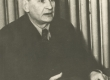 August Alle esinemas Tallinnas Partei Haridusmajas dets. 1944 - KM EKLA
