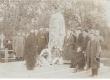 Jakob Tamme mälestusmärgi avamine 24. mail 1912. a. Väike-Maarja kalmistul - KM EKLA