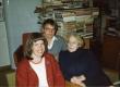 Mall Peek, Andres Bereczki ja Betti Alver juulikuul 1983. a. - KM EKLA