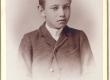 Bernhard Linde lapsena - KM EKLA
