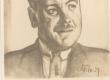 Nikolai Triik, Bernhard Linde portree - KM EKLA