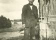 August Alle Pühajärvel 1925. a. - KM EKLA