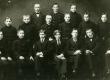 Albert Kivikas koos klassikaaslastega 8. veebr. 1916 - KM EKLA