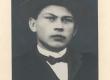 Friedebert Tuglas 1904. a. Retuðeeritud suurendus fotost C-29:461 - KM EKLA