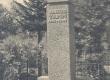 V-Maarja kalmistu, J. Tamme hauasammas - KM EKLA