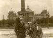 Oskar Loorits, Albert Kivikas, August Annist, Jaan Taklaja Berliinis 11.08.1922 - KM EKLA