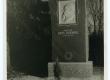 Ants Laikmaa hauakivi Taeblas 1956. a.  - KM EKLA