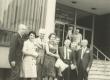 Eesti delegatsioon Pen-klubi kongressil 1966 - KM EKLA