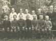 Hendrik Adamson oma õpilastega (1. kl.) 1924. a. - KM EKLA
