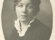 Marie Under (autogrammi ja pühendusega Salme Piirile 2.4.1927. a.) - KM EKLA
