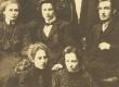 1905. a. poliit.vangid vabastatud Riia vanglast 1905. a. okt. - KM EKLA