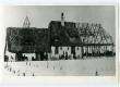 A. Laikmaa elamu Taeblas (pooleli olevana) 1930. a.  - KM EKLA