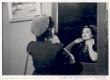 """H. Raudsepp, """"Mees, kelle käes on trumbid"""" """"Vanemuises"""" [nov., 1937] - KM EKLA"""