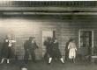 """A. Kivi """"Nõmmekingsepad"""" """"Vanemuises"""" 1923. a. Stseen II vaat. - KM EKLA"""