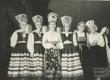 """A. Kitzbergi - J. Simmi laulumäng """"Kosjasõit"""" """"Vanemuises"""" 1938. a.   - KM EKLA"""