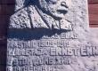 Mälestustahvel Ernst Enno elukohas Valgas aastail 1909-1919 - KM EKLA
