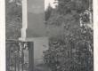 Ernst Enno hauasammas Haapsalu kalmistul - KM EKLA