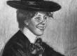 Marie Under, A. Laipmani pastell 1904. a. - KM EKLA