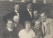 Siuru 1917. a.: P. Aren, O. Krusten, Fr. Tuglas, A. Adson, M. Under, A. Gailit, J. Semper, H. Visnapuu - KM EKLA
