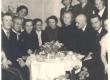 Marie Under külalistega oma 70. sünnipäeval 27.03.1953 - KM EKLA