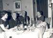 Johannes Aavik, Artur Adson jt. uue aasta vastuvõtmisel 1963 - KM EKLA