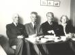 Artur Adson, Karl Ristikivi, Aleksis Rannit ja Marie Under 20.06.1964 - KM EKLA
