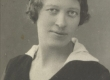 Berta Under 1919 - KM EKLA